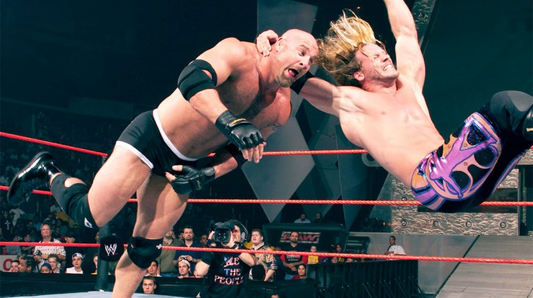 Chris Jericho vs. Bill Goldberg - mikemooneyham.com