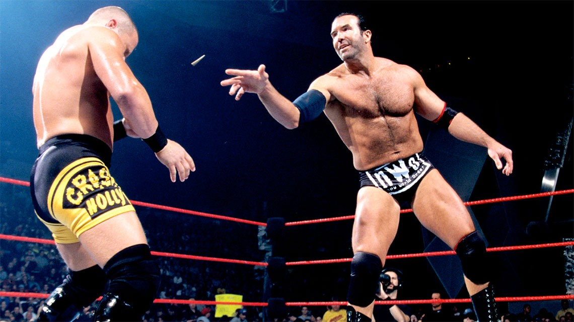 Crash Holly & Scott Hall - mikemooneyham.com