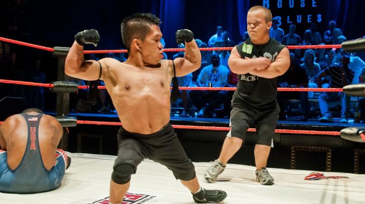 Midget Wrestlers- mikemooneyham.com