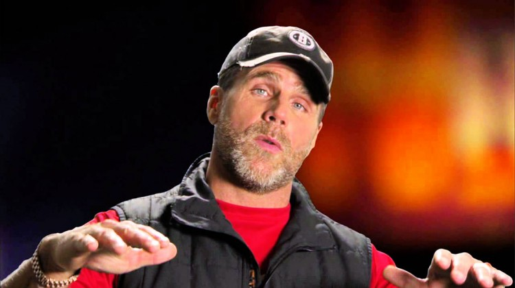 Shawn Michaels - mikemooneyham.com