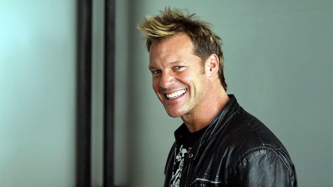 Chris Jericho - mikemooneyham.com
