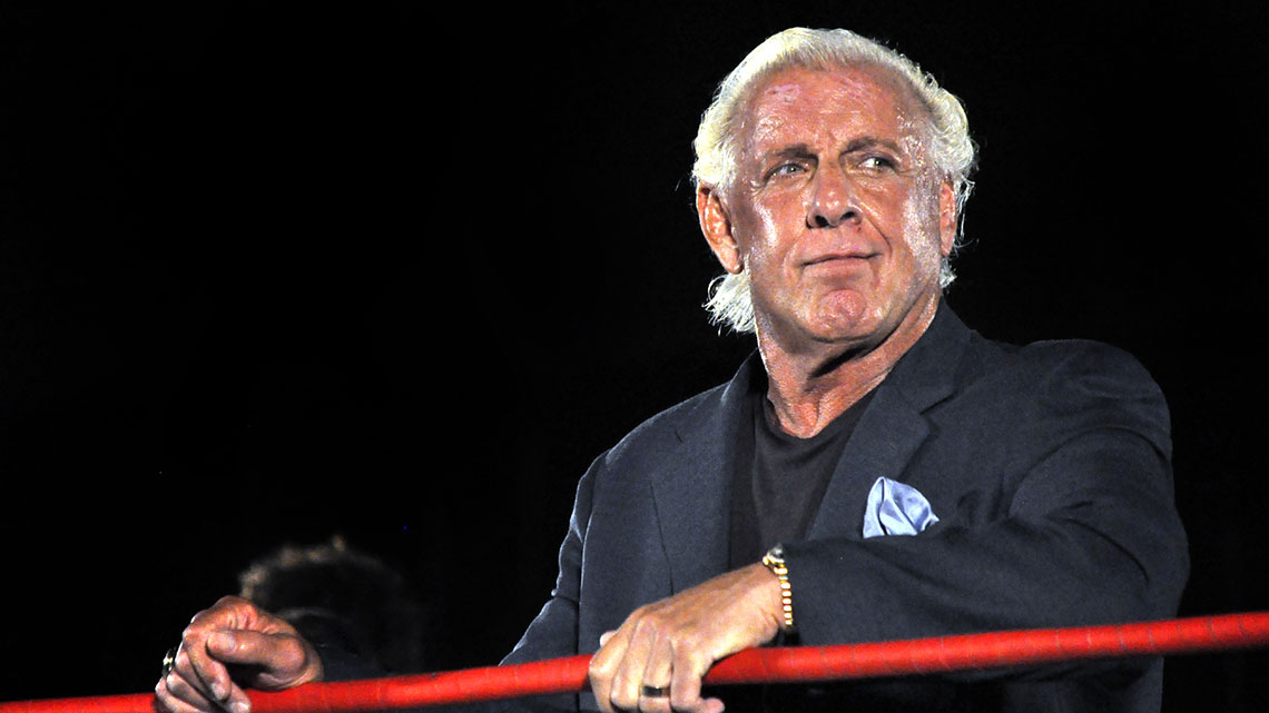 Image result for ric flair 2007