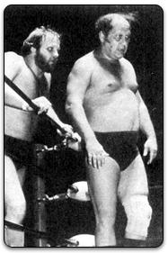 Gene and Ole Anderson