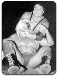 Wahoo McDaniel and Ric Flair