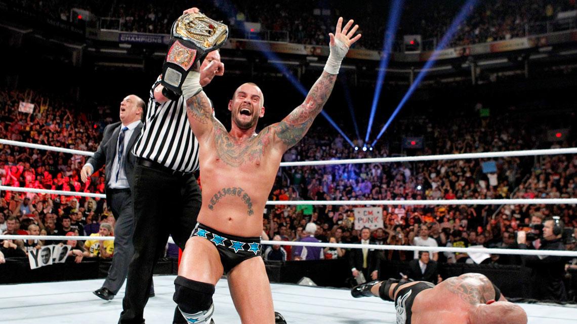 CM Punk Reveals WWE Planned Physical Feud Against Chris Benoit 2