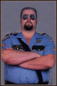 """Big Bossman"" Ray Traylor"