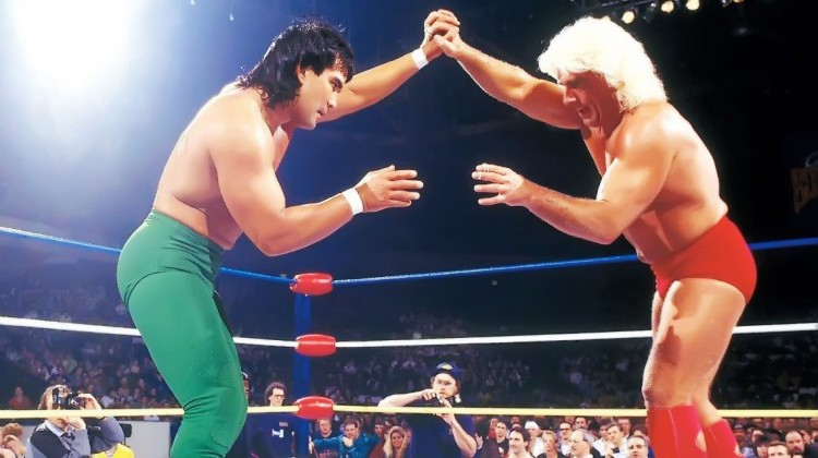 Ricky Steamboat - Ric Flair - mikemooneyham.com
