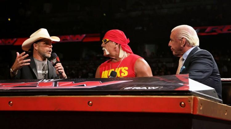 Shawn Michaels - Hulk Hogan - mikemooneyham.com