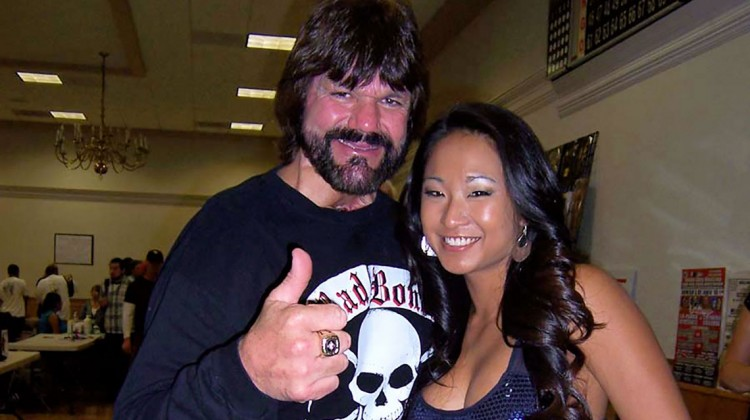 Steve Williams - Gail Kim - mikemooneyham.com
